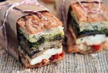 Sandwich/ Sandwich cake