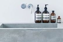 bathroom / Inspiring bathrooms. Bathroom Renovation Ideas. Designer Bathrooms.