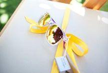 gelbe hochzeit  |  yellow wedding