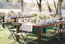 Gartenhochzeit  |  garden wedding
