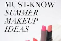 Beauty / Are you a beauty newbie or a total professional? This board contains hair, skin, nails, and makeup advice and tips to up level your beauty game!
