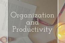 Organization & Productivity / Are you always searching for new ways to be organized and increase productivity in your life? You've come to the right place. Follow my account and email me at livinginfullbloom@outlook.com to join.