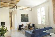 L I V I N G  R O O M  •  S A L A  D E  E S T A R / Interior design   Sala de estar
