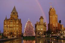 Syracuse, NY & its environs / by Judy Peyer Togni