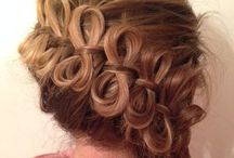 ~Hairstyles~ / My own hair posts and tutorials + repinned ones