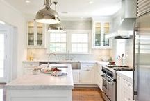 Kitchens / Design and Decor to inspire your next kitchen design project.