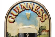 Guinness products for the home / A variety of authentic Guinness brand items to remind you of a quaint Irish pub!