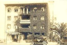 La Valencia over the years... / History and memorabilia over the last century...  / by La Valencia Hotel