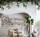 ✿ ⊱ fehér karácsony