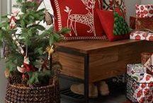 ✿ ⊱ karácsonyi dekorációs ötletek
