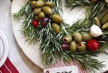 ✿ ⊱ karácsonyi ételek