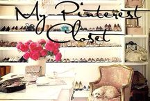 My Pinterest Closet / FASHION  / by Chloe❤️