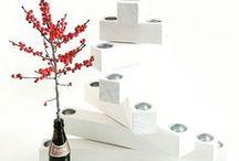 Weihnacht. Christmas. Noel. / Weihnachtsdekoration. Weihnachtdeko. Weihnachtsdesign. Weihnachten modern und traditionell, vor allem hochwertiges Design aus aller Welt, minimalistische Dekoration, ungewohnte neue Konzepte, einfache DIY-Vorschläge fernab vom Kitsch