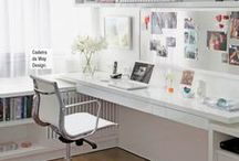 Office Envy / Design and Deco inspiration for your next home office design project.