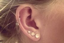 ~Piercings~ / I probably have or am planning these piercings
