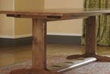 Tables by Nick Thwaites Furniture / Dining tables