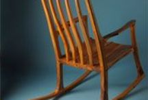Chairs by Nick Thwaites Furniture