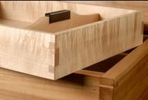 Boxes by Nick Thwaites Furniture.