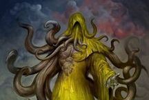 Cthulhu and The Strange Eons