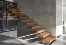 concrete × wood