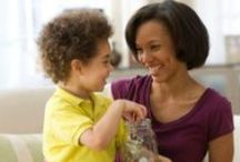 A Tribute to Mom / While our mothers have taught us many things, one of the most important lessons they have taught us is about responsible money management. In honor of Mother's Day, we have compiled the most important financial lessons we learned from our moms.   What has your mother taught you about money or finances?