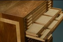 Cabinets by Nick Thwaites Furniture / Fine, bespoke furniture, designed and made by Nick Thwaites Furniture