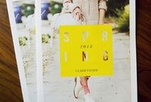 Design - Catalogue & brochures
