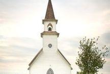 Igrejas / construções encantadoras de capelas, catedrais e igrejas.