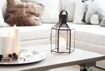 Interior Style / Interior styling and designs we are swooning over