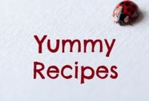 Yummy Recipes / Whether you're feeding the family or baking for a special event, we all love yummy new recipes!