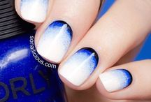 maquillages et ongles