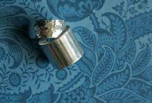 Chulanchemodan ЧУЛАНЧЕМОДАН Silver Jewelry / RINGS