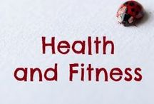 Health and Fitness / Food, fitness and all things health.