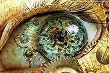 Steampunk/Clockwork