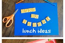 Lunh Ideas for Kids