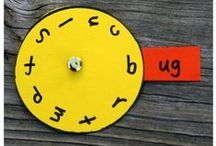 """Teach Word Families / Games and motivating activities to teach """"word families"""", sometimes known as rimes (as in onsets and rimes) and phonograms. Awesome for early readers (K-1) and struggling readers."""