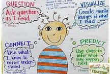 Teach Reading Comprehension Strategies