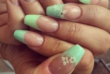 My Nails / Nails I've done