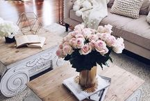 Décor  / Shabby chic and classy