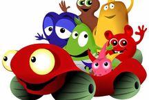 Babblarna / Inspiration för arbetet med Babblarna i förskolan