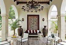 Mediterranean Style and Decor / Stunning Mediterranean design and decor.