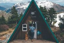 Tiny Living / The next big thing in home design and living is 'tiny'! Find inspiration for your tiny house hunting/building endeavors or tiny house decorating project.