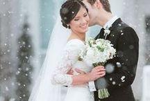❤ téli esküvő