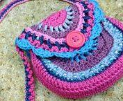 Borse a crochet
