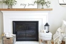 Home- Fireplaces