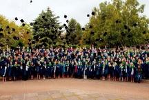 Graduation Photos / Photos of our students graduating