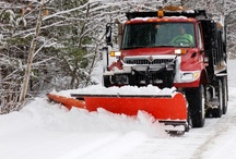 Commercial Snow and Ice Management Service