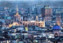 Milan / Fotografias de la ciudad de Milan fotography of Milán, Italy Expo Milan