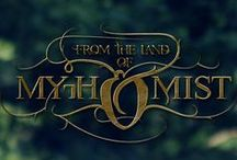 From The Land Of Myth And Mist / My web series. Posters, film stills and BTS photos.
