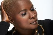 "ANGELIQUE KPASSELOKO HINTO HOUNSINOU KANDJO MANTA ZOGBIN KIDJO aka ANGELIQUE KIDJO / Angelique Kidjo is a Grammy Award-winning Beninoise singer-songwriter and activist, noted for her diverse musical influences and creative music videos. Time Magazine has called her ""Africa's primier diva"". The BBC has inclued Kidjo in its list of the African continent's 50 most iconic figures."